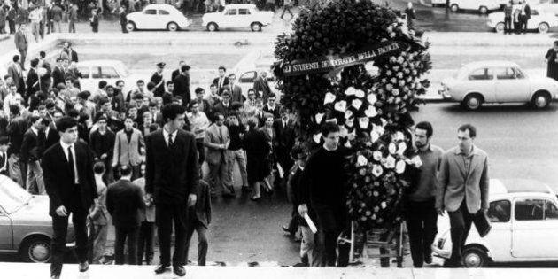 In memoria di Paolo Rossi, lo studente ucciso dai fascisti