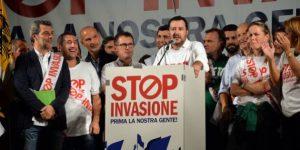 Dal razzismo di Salvini a Beppe Grillo, e ritorno