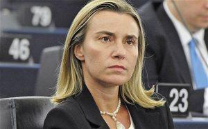 Federica Mogherini, c'è posta per te!