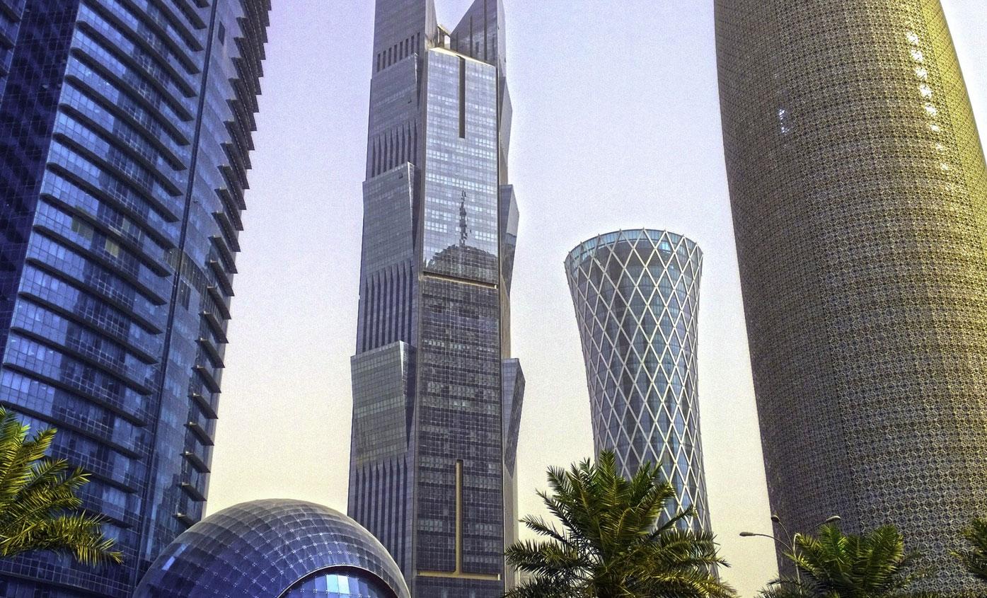 Il grande mercato arabo delle Smart Cities
