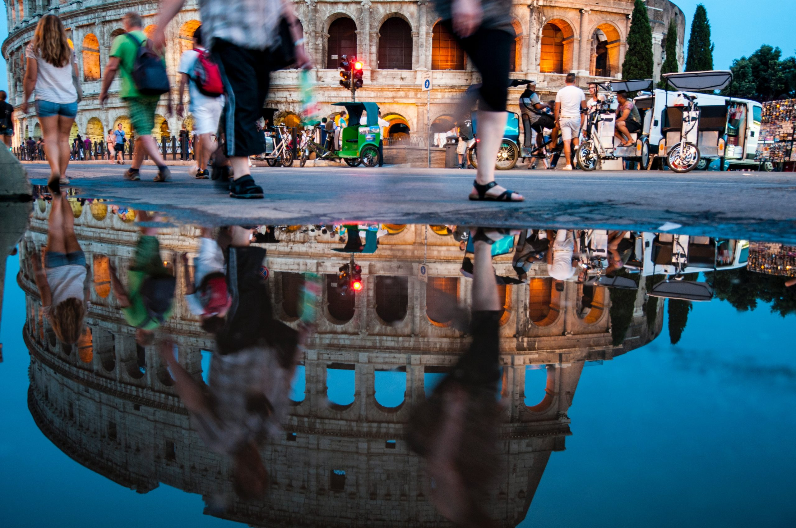 Come capire Roma (pensando all'Emilia-Romagna).