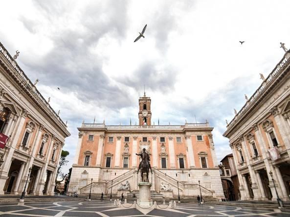 Vi prego, parliamo di Roma